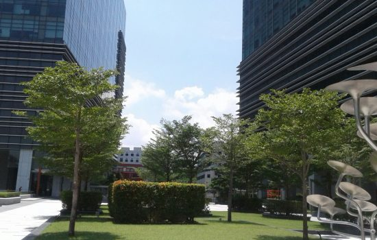 Mapletree Business City