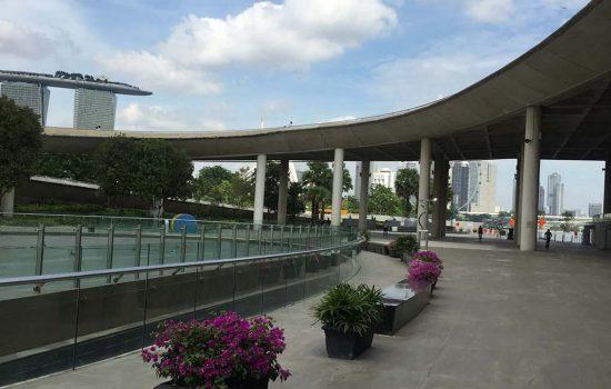 PUB Marina Barrage