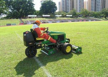 Foodball Field Maintenance